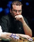 Signed Mike Matusow Photo - 8x10 PSA/DNA