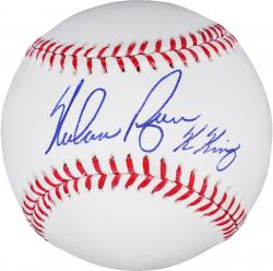 Nolan Ryan Signed Baseball - K King