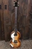 SIGNED Paul McCartney Hofner 1962 Ed Sullivan Show Left-Handed Bass Caiazzo PSA
