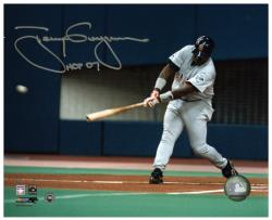 "Tony Gwynn San Diego Padres Autographed 8"" x 10"" MLB Photograph with HOF 07 Inscription"