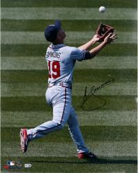 Andrelton Simmons Signed 16x20 Photo
