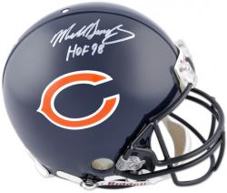 Chicago Bears Mike Singletary Autographed Pro Line Helmet