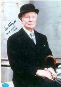 Sir John Gielgud autographed 8x10 photo (Arthur) Image #2