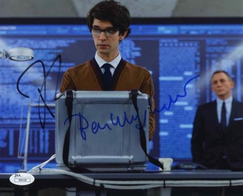 Skyfall Cast James Bond Wishaw Craig Autographed Signed 8x10 Photo Authentic JSA