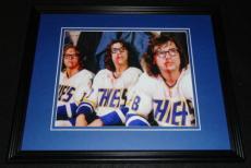 Slap Shot Hanson Brothers Framed 8x10 Photo Poster