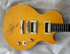 "Slash ""AFD"" Signed Guitar JSA LOA"