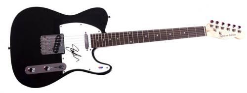 Slash Autographed Signed Tele Guitar UACC RD COA PSA AFTAL