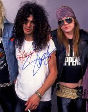 Slash Guns N Roses Autographed Signed 11x14 Poster Photo UACC RD AFTAL COA