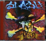Slash Guns n Roses Autographed Signed CD Certified Authentic JSA AFTAL COA