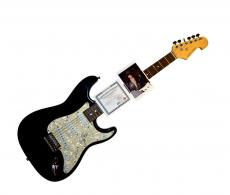 Slash Guns N Roses Autographed Signed Guitar Pearl Pickguard AFTAL UACC RD COA