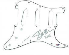 Slash Guns n Roses Autographed Signed Guitar Pickguard Authentic PSA/DNA COA