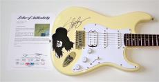 Slash Guns N' Roses / Velvet Revolver Signed Guitar Psa Loa K74531