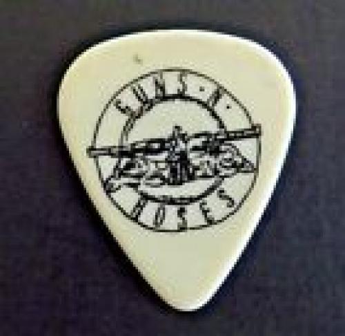 Slash Guns & Roses Appetite Destcruction 1987 Tour Issued Guitar Pick 1of1 Error
