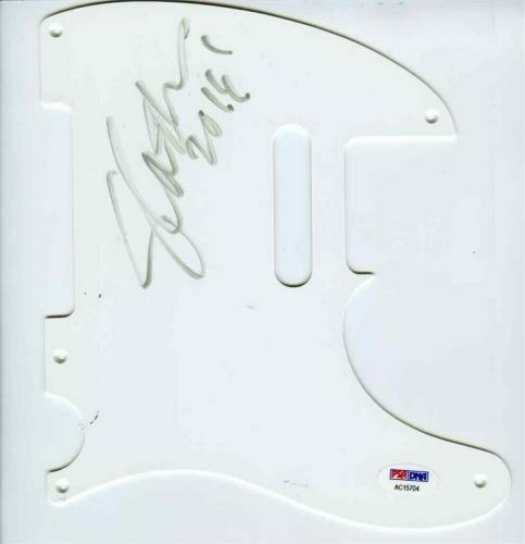 Slash Guns Roses GnR Autographed Signed Guitar Pickguard AFTAL PSA/DNA COA