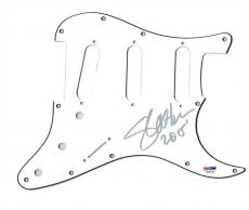 Slash Guns Roses GnR Autographed Signed Guitar Pickguard Authentic PSA/DNA