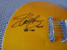 Slash Guns Roses GNR Limited Signed Signature Model Guitar Pack Amp Bag #33/100