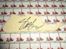 Slash ( Guns & Roses) Les Paul AUTOGRAPHED PICK GUARD