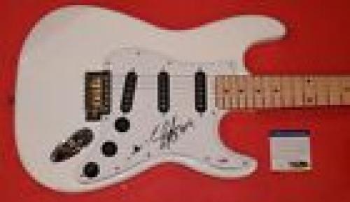 SLASH Signed Autographed Electric Guitar GUNS N' ROSES PSA/DNA COA