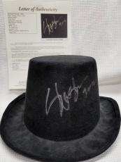 SLASH Signed Autographed GUNS N ROSES Top Hat Velvet. JSA