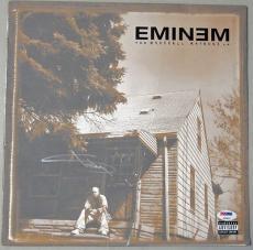 Slim Shady Eminem Signed Autographed Marshall Mathers Album LP PSA/DNA Authentic