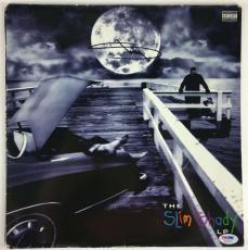 Slim Shady Eminem Signed Autographed Slim Shady LP Album PSA/DNA Authentic