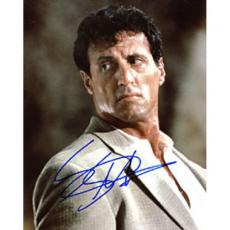 Slyvester Stallone Autographed 8x10 Photo - Assassins