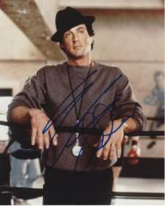 Sylvester Stallone Autographed 8x10 ROCKY Photo