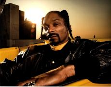 Snoop Dogg Autographed 11x14 Photo Exact Vid Proof PSA AFTAL UACC RD COA