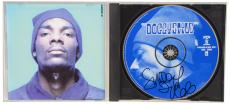 Snoop Dogg Autographed Doggy Style CD - Beckett COA