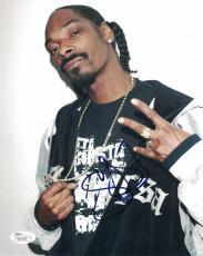 Snoop Dogg Autographed/signed 8x10 Photo 19221 Jsa