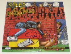 Snoop Dogg Doggystyle Signed Album Vinyl Authentic Autograph Psa/dna Coa