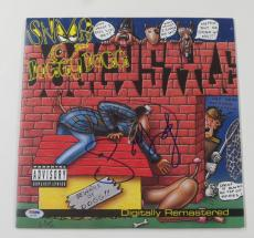 Snoop Dogg Doggystyle Signed Vinyl Album Authentic Autograph Psa/dna Coa