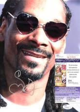 Snoop Dogg Rap Music Star Signed Autographed 11x14 Photo Jsa : M51824