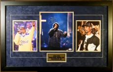 Snoop Dogg Signed 11 x 14/Framed Photo Collage w/PSA