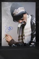 Snoop Dogg signed 11x14 autographed photo PSA/DNA X71490