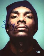 Snoop Dogg Signed 11X14 Photo Autographed BAS #B18185