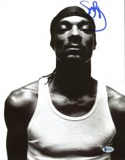 Snoop Dogg Signed 11X14 Photo Autographed BAS #B18187