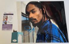 SNOOP DOGG signed 11X14 Photo Picture Rapper Rap Baby Boy Movie Rodney JSA