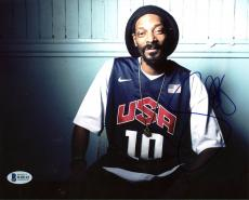 Snoop Dogg Signed 8X10 Photo Autographed BAS #B18143