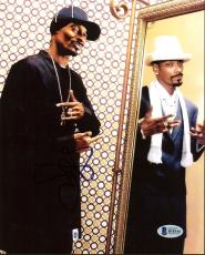 Snoop Dogg Signed 8X10 Photo Autographed BAS #B18144