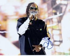 Snoop Dogg Signed 8x10 Photo w/COA The Dogfather Chronic Doggystyle #1