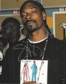 SNOOP DOGG signed 8x10 photo with COA