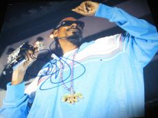SNOOP DOGG SIGNED AUTOGRAPH 8x10 PHOTO RARE SNOOP LION AUTO PROMO COA AUTO D