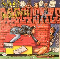 """SNOOP DOGG Signed Autographed """"Doggystyle"""" Album LP PSA/DNA #AB46726"""