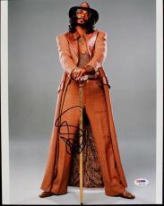 Snoop Dogg Starsky & Hutch Signed 11X14 Photo PSA/DNA #K63333