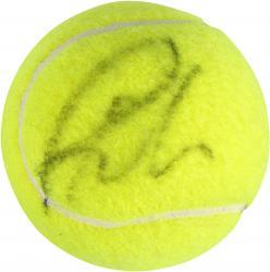 Robin Soderling Autographed US Open Logo Tennis Ball