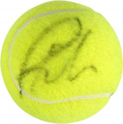 Robin Soderling Autographed US Open Logo Tennis Ball