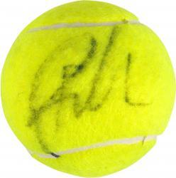 Robin Soderling Autographed Wimbledon Logo Tennis Ball