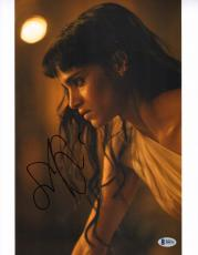 Sofia Boutella Signed 11x14 Photo BAS Beckett COA The Mummy Picture Autograph 1