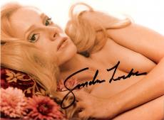 "SONDRA LOCKE - In 1968 She was in ""THE HEART Is A Lonely Hunter"" and 1971 in ""WILLARD"" She was also in 6 Movies with CLINT EASTWOOD - Signed 8x10 Color Photo"